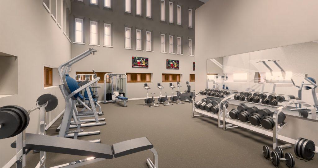 Fitness Center 2-min